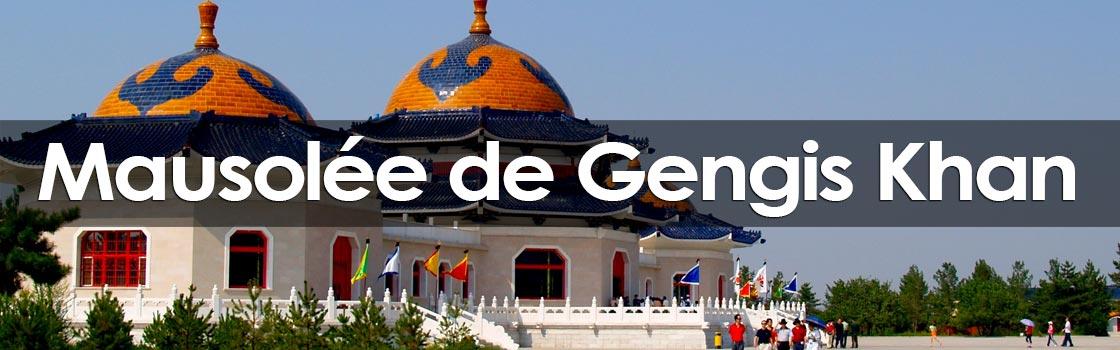 Mausolee Gengis Khan