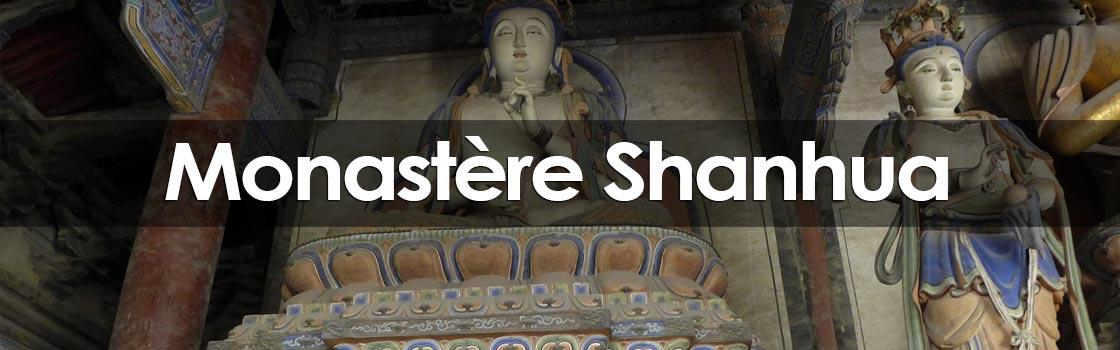 Monastère Shanhua