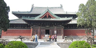 Temple Longxing