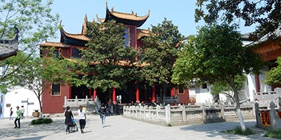 Temple Guiyuan