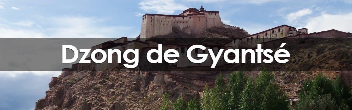 Dzong de Gyantsé
