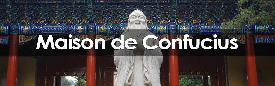 maison de Confucius