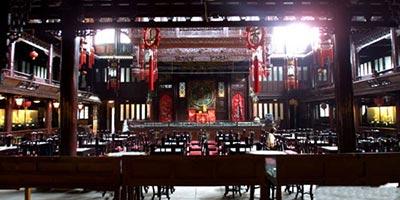 Musée du Theatre de Tianjin
