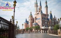 Premier parc Disney en Chine