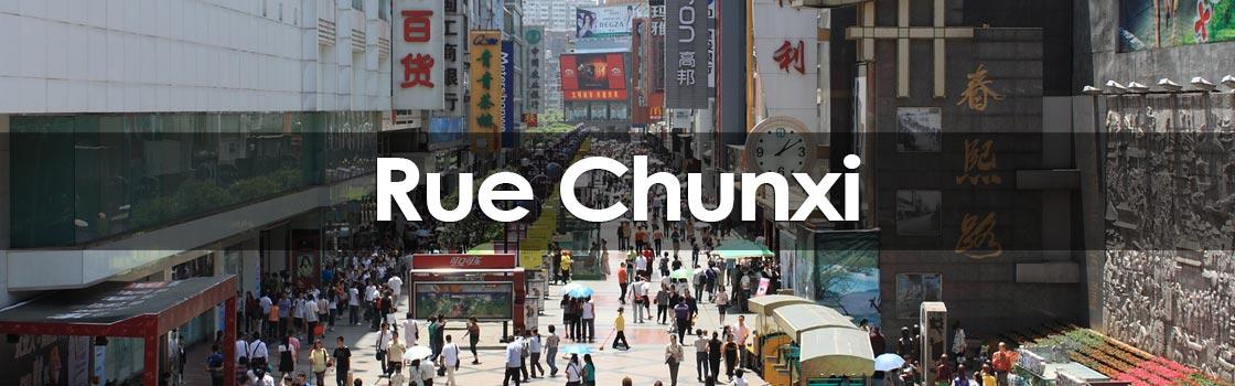 Rue Chunxi