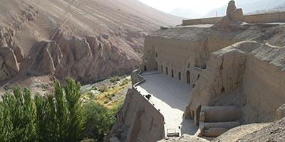 Grottes aux mille bouddhas de Bezeklik