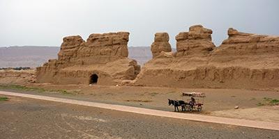 Tombes d'Astana