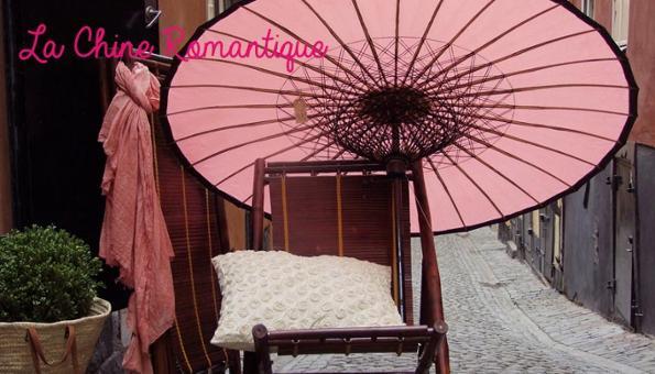 chine destination romantique