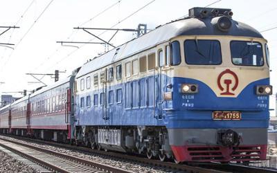 Train de nuit en Chine