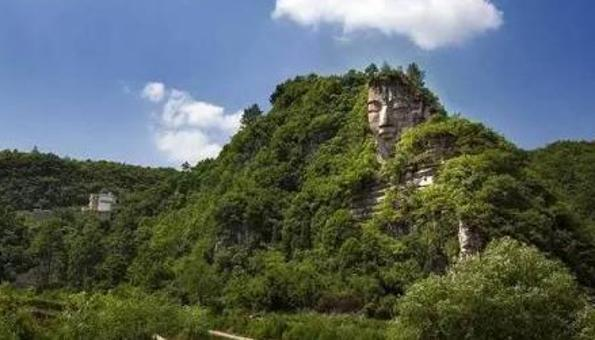 statue bouddha chine
